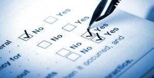bảng hỏi khảo sát