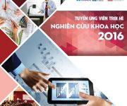 Trại hè nghiên cứu khoa học quốc tế 2016