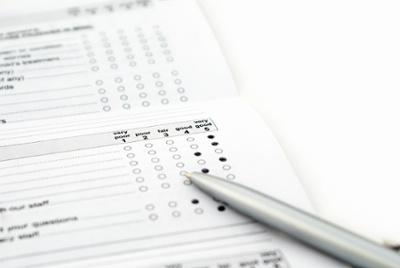 bảng hỏi khảo sát survey 2