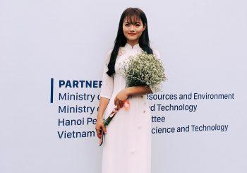 [HUMANS OF RCES] -RCESer Lê Thị Huệ