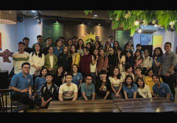 Gặp mặt cộng tác viên và thành viên RCES Gen 6