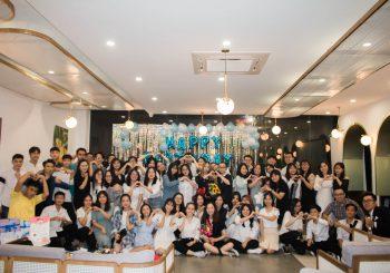 Kỷ niệm sinh nhật Cộng đồng Sinh viên Kinh tế Nghiên cứu Khoa Học tròn 5 tuổi